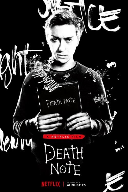 دانلود فیلم Death Note 2017